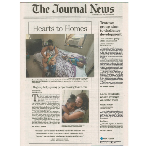 LOHUD: The Journal News Article
