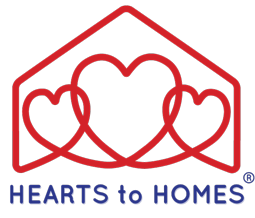 Hearts to Homes Logo