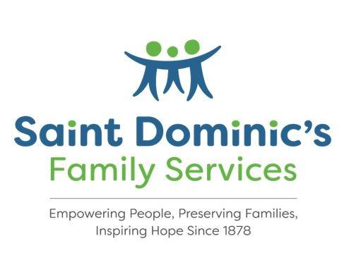 St Dominics Family Services Logo
