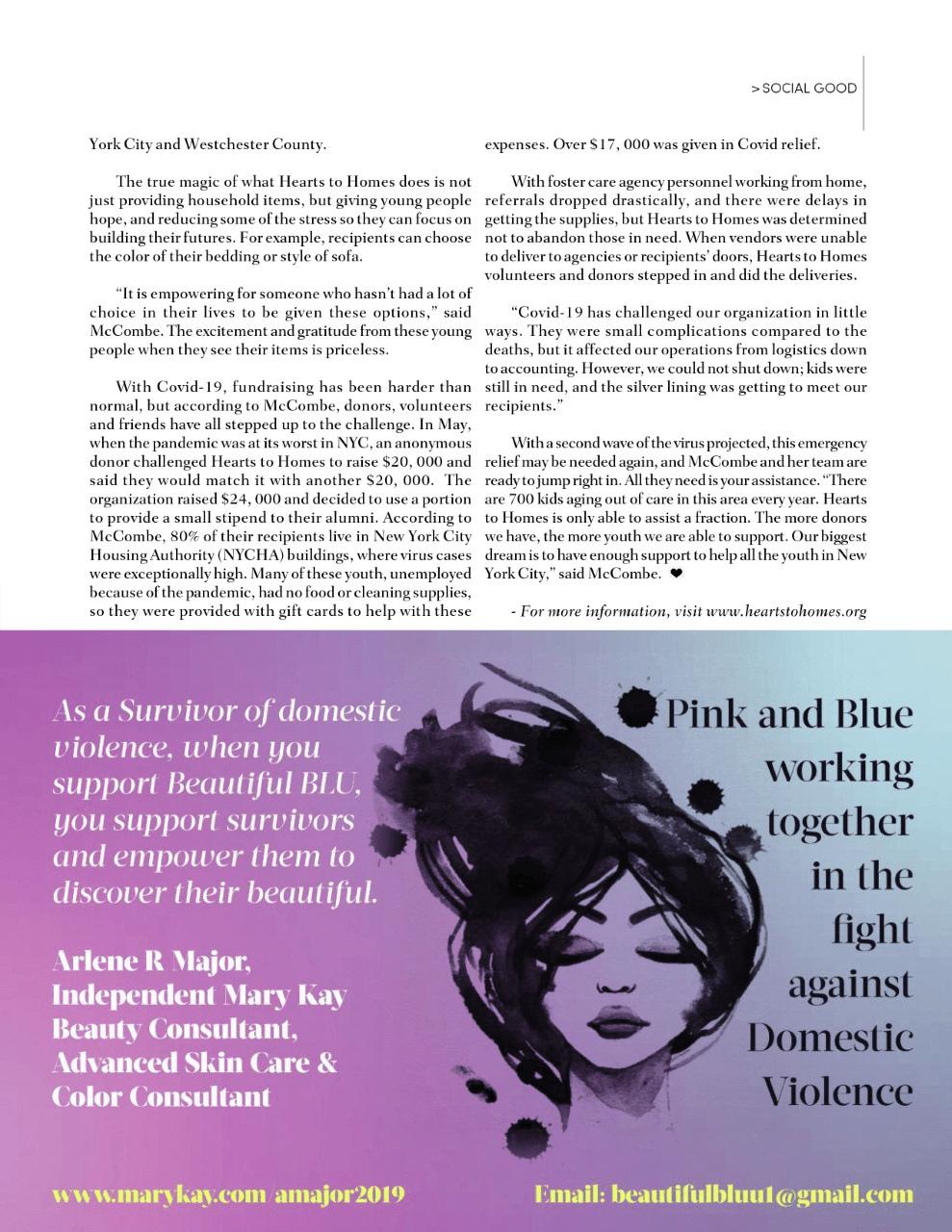Compulsive magazine article 2